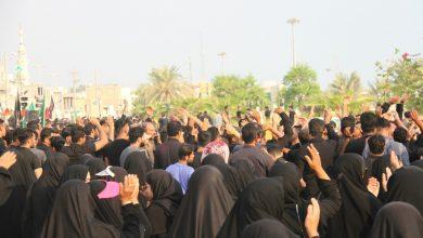 تصویر از تجمع بزرگ عاشوراییان در سیراف برگزار شد/تصاویر