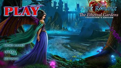 دانلود بازی Dark Romance 11: The Ethereal Gardens Collector