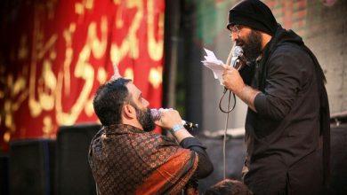 تصویر از دانلود مداحی هلالی و مقدم شب ۴ محرم ۹۸