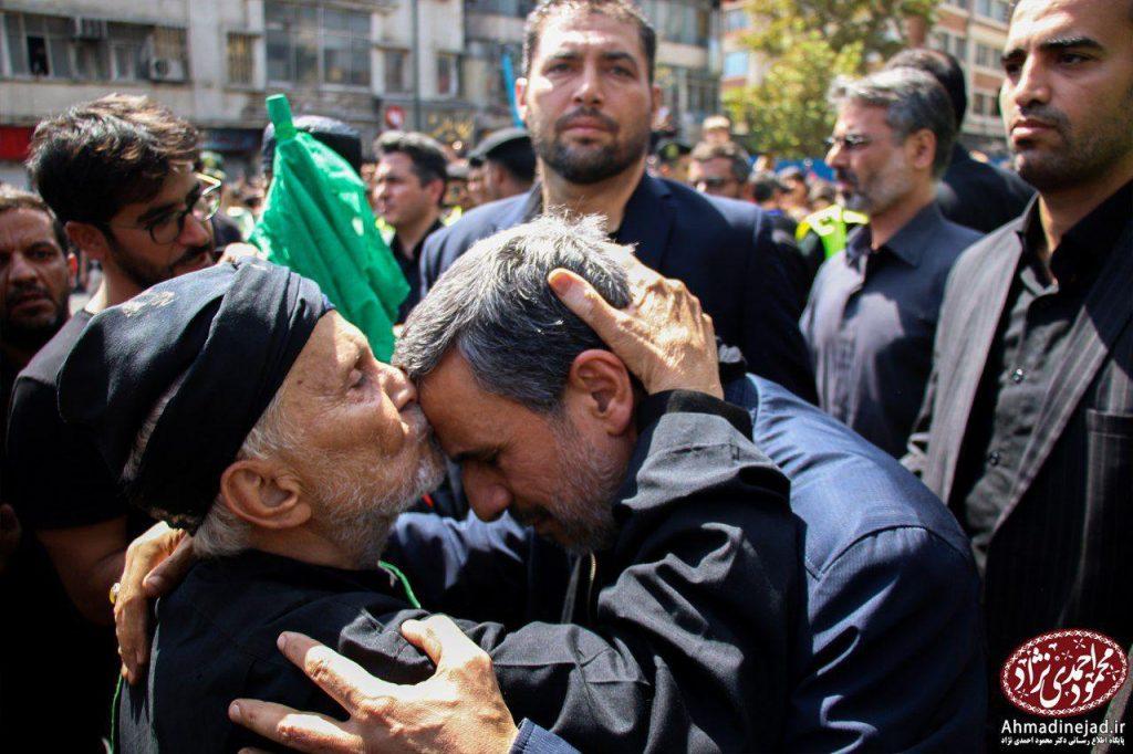 tags - photo 2019 09 19 20 28 56 1024x682 - حضور دکتر احمدی نژاد در مراسم عزاداری شام غریبان حسینیه امام خمینی(ره) بیت رهبری - %d8%af%da%a9%d8%aa%d8%b1-%d8%a7%d8%ad%d9%85%d8%af%db%8c-%d9%86%da%98%d8%a7%d8%af, editors-suggestion%