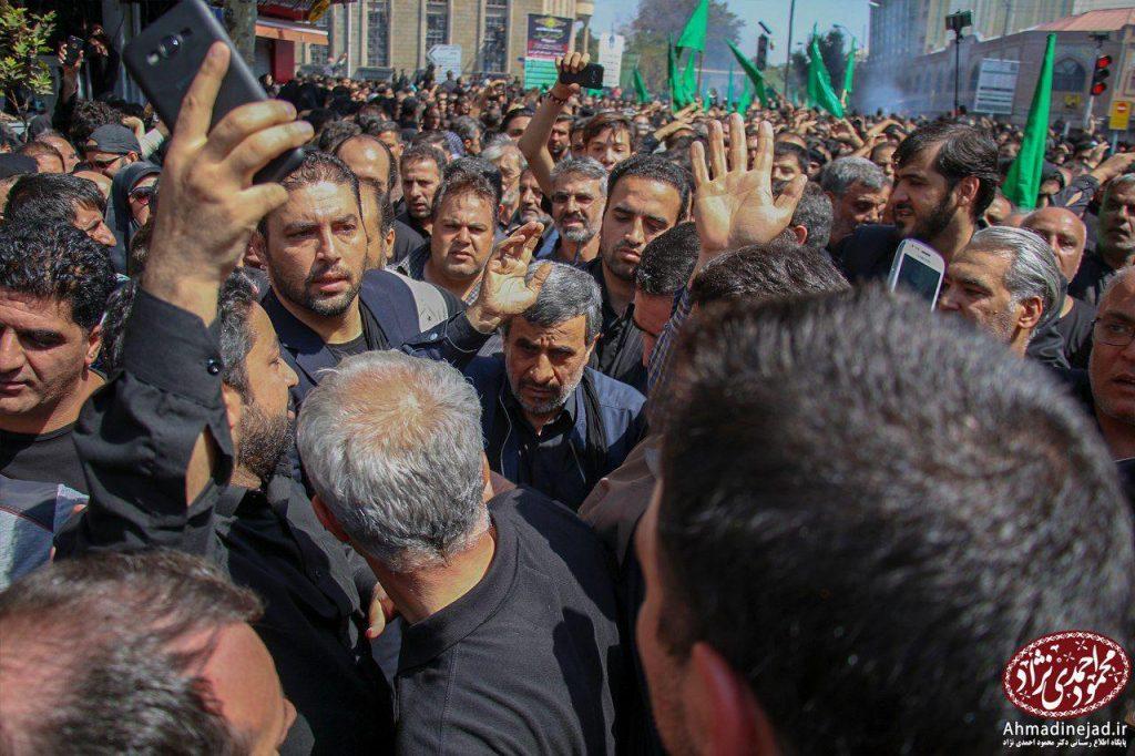 tags - photo 2019 09 19 20 28 59 1024x682 - حضور دکتر احمدی نژاد در مراسم عزاداری شام غریبان حسینیه امام خمینی(ره) بیت رهبری - %d8%af%da%a9%d8%aa%d8%b1-%d8%a7%d8%ad%d9%85%d8%af%db%8c-%d9%86%da%98%d8%a7%d8%af, editors-suggestion%