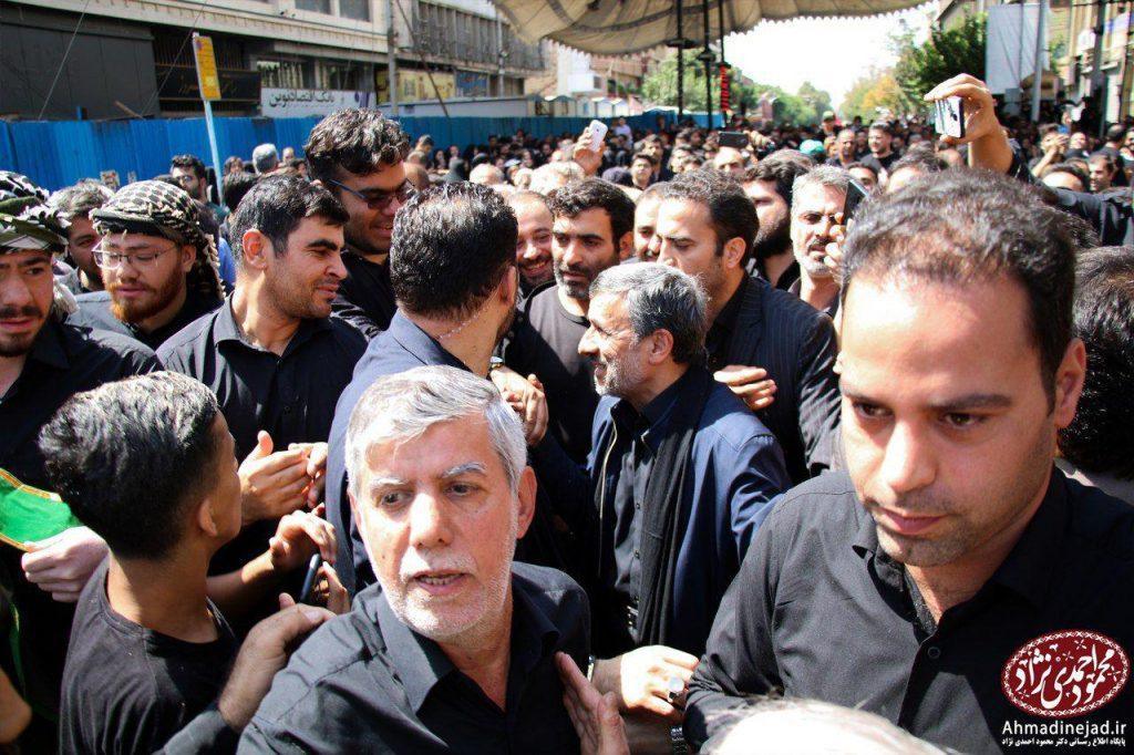 tags - photo 2019 09 19 20 29 02 1024x682 - حضور دکتر احمدی نژاد در مراسم عزاداری شام غریبان حسینیه امام خمینی(ره) بیت رهبری - %d8%af%da%a9%d8%aa%d8%b1-%d8%a7%d8%ad%d9%85%d8%af%db%8c-%d9%86%da%98%d8%a7%d8%af, editors-suggestion%