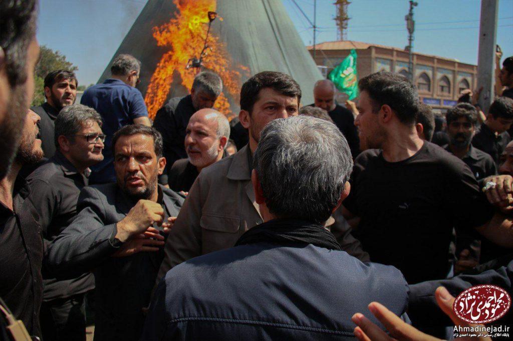 tags - photo 2019 09 19 20 29 05 1024x682 - حضور دکتر احمدی نژاد در مراسم عزاداری شام غریبان حسینیه امام خمینی(ره) بیت رهبری - %d8%af%da%a9%d8%aa%d8%b1-%d8%a7%d8%ad%d9%85%d8%af%db%8c-%d9%86%da%98%d8%a7%d8%af, editors-suggestion%