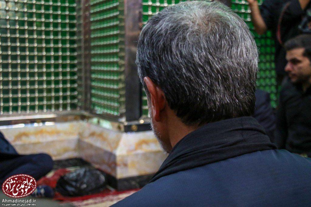 tags - photo 2019 09 19 20 29 10 1024x682 - حضور دکتر احمدی نژاد در مراسم عزاداری شام غریبان حسینیه امام خمینی(ره) بیت رهبری - %d8%af%da%a9%d8%aa%d8%b1-%d8%a7%d8%ad%d9%85%d8%af%db%8c-%d9%86%da%98%d8%a7%d8%af, editors-suggestion%
