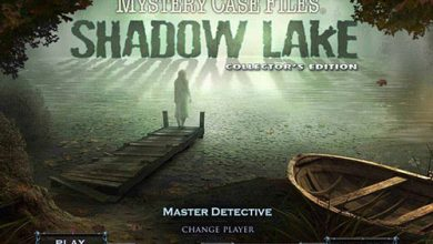 تصویر از دانلود بازی Mystery Case Files 9: Shadow Lake Collector's Edition