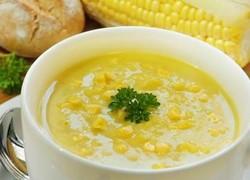 طرز تهیه سوپ ذرت – اینفو