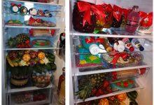 تزیین یخچال عروس با ایده جدید و جذاب/عکس