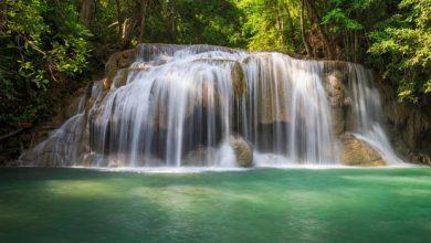 تصویر از تعبیر خواب آبشار – معنی دیدن آبشار در خواب