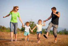 تصویر از وقت گذاشتن برای خانواده