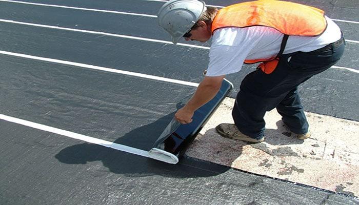 آموزش نصب ایزوگام در پشت بام و نکات مربوطه