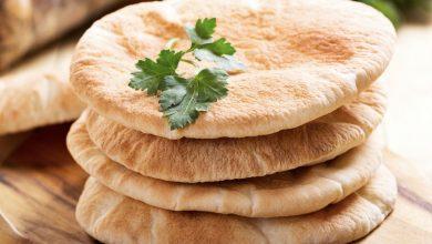 تصویر از آموزش تصویری مرحله به مرحله طرز تهیه نان پیتا خوشمزه