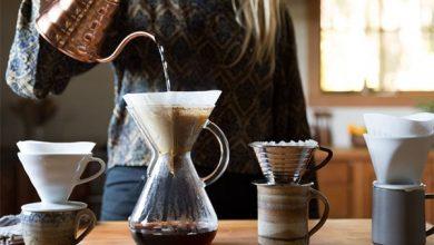 روش های دم کردن قهوه