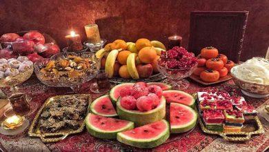 تصویر از تزیین هندوانه شب یلدا با ایدههای متنوع و جذاب