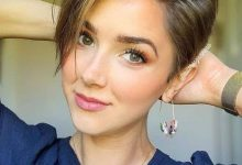 Latest Pixie haircut Trends - Women Short Hairstyle Ideas