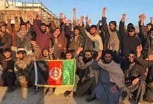 تصویر از در عملیات ارتش افغانستان ۶۲ نفر از زندان طالبان در بادغیس آزاد شدند + عکس