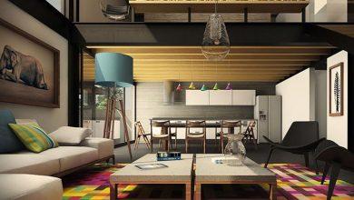 تصویر از هفت روش برای افزودن رنگ به دکوراسیون اتاق ها را بشناسید