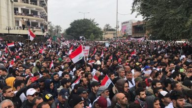 Shock of Iraqis to America