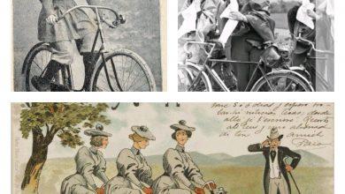 تصویر از حق دوچرخه سواری، حربه فمنیسم برای شلوار پوش کردن زنان؟!