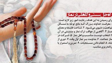 تصویر از دعا برای رفع بی حالی و کسلی و سستی و تنبلی و خستگی