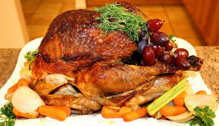 گوشت بوقلمون سرشار از مواد مغذی مورد نیاز بدن
