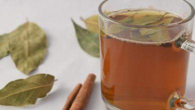 طرز تهیه چای سبز و دارچین
