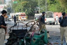 کشته شدن ۸ نفر در انفجار در کویته پاکستان