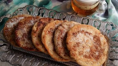 تصویر از گولاچ – طرز تهیه گولاچ کلوچه سنتی استان سمنان خوش عطر و خوش طعم