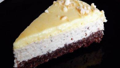 چیز کیک موز