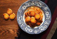 آموزش طرز تهیه نان چای قزوینی مخصوص عید نوروز بانوی شهر