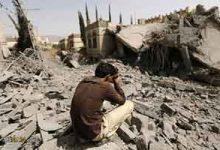 تصویر از جنگندههای عربستان ۲۶ نوبت یمن را بمباران کردند