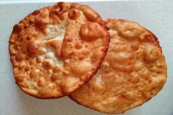 نان سنتی اردک
