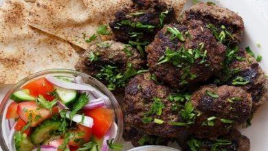 تصویر از طرز تهیه گشنیز کباب ماکو و آذربایجان خوشمزه و لذیذ