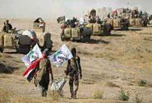 حشدشعبی یک پهپاد داعش را سرنگون کرد