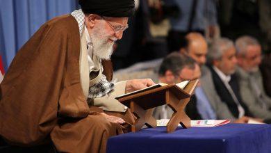 تصویر از تفسیر آیات قرآن توسط رهبر انقلاب|نتیجه فراموشی نعمتهای خدا