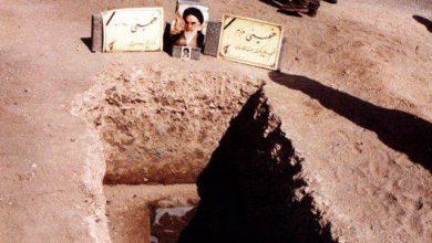 عکس/ تشییع تاریخی پیکر امام خمینی(ره)