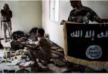 تصویر از بازداشت آذوقه رسان داعش در عراق