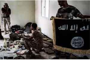 بازداشت آذوقه رسان داعش در عراق