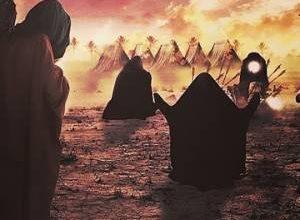 تصویر از دلیل شهید نشدن امام سجاد در کربلا
