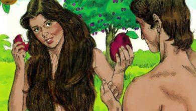 تصویر از زندگینامه حضرت آدم و بیان نحوه ازدواج فرزندان وی