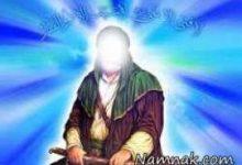 عمامه حضرت علی (ع) در لحظه ضرب خوردن ؟ + عکس