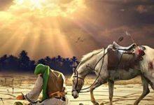 تصویر از عاقبت شمر و دیگر قاتلان امام حسین (ع) چه شد ؟