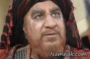 تصویر از بغض بازیگر شمر برای امام حسین در مختارنامه + عکس