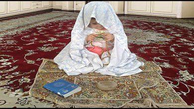 تصویر از کودکان را چگونه نمازخوان کنیم