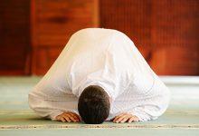 تصویر از چه دعاهای در سجده آخر نماز سفارش شده است؟