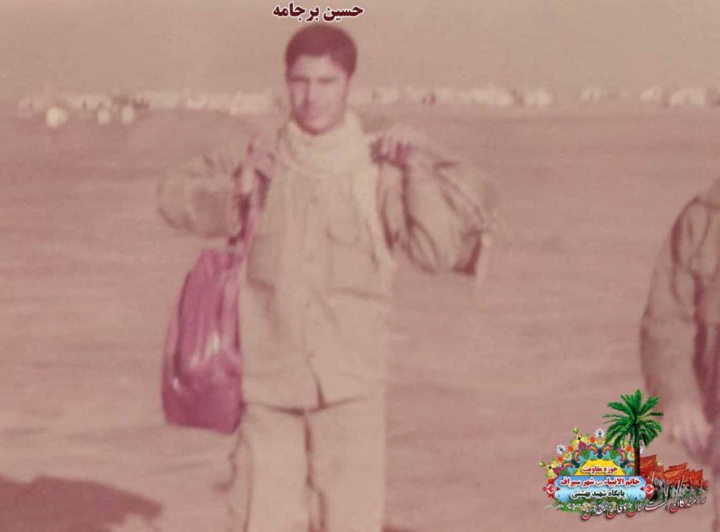 IMG 20201001 WA0067 1024x757 - تصاویری از حضور رزمندگان سیرافی در دوران هشت سال دفاع مقدس