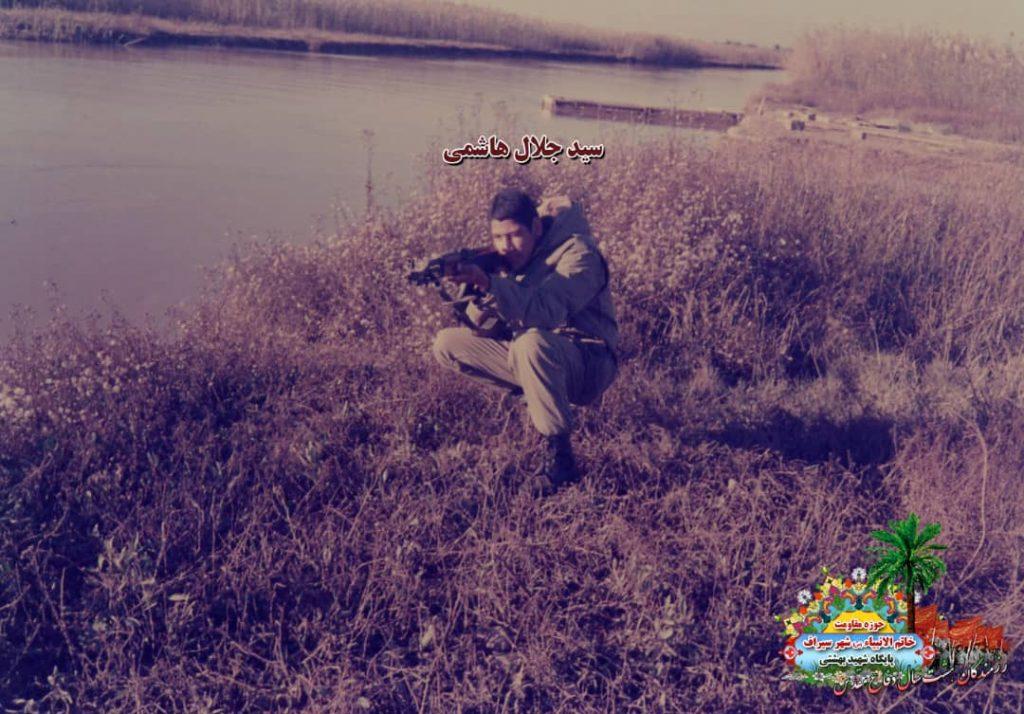 IMG 20201001 WA0079 1024x714 - تصاویری از حضور رزمندگان سیرافی در دوران هشت سال دفاع مقدس