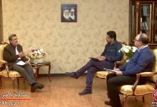 دانلود فیلم کامل مصاحبه دکتر احمدی نژاد با خبر ورزشی