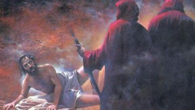 ترس از قیامت و شب اول قبر
