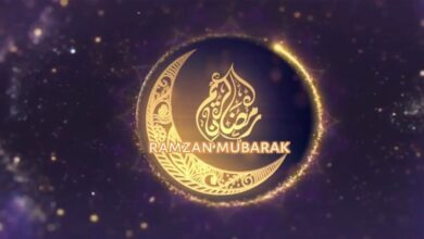 عکس و پیام تبریک ماه رمضان به ترکی جدید 1400