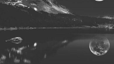 انشا درمورد شب